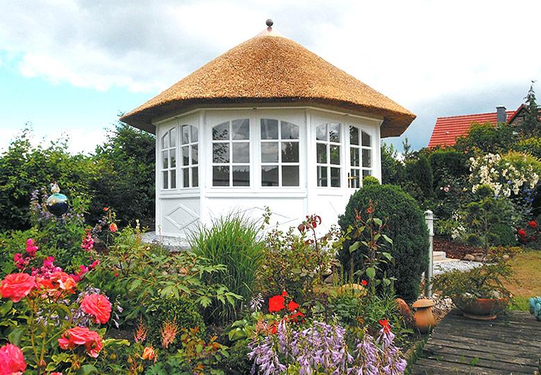 Teehäuser Kötter Pavillon Die Gartenpavillon Spezialisten