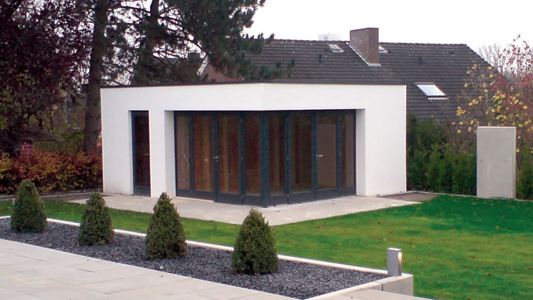 Gartenpavillon design  Moderne Pavillons - Kötter Pavillon :: Die Gartenpavillon-Spezialisten