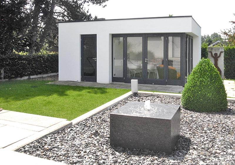 2017 Gartenpavillon Modern