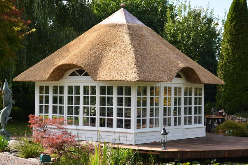 Sonderkonstruktionen - Kötter Pavillon :: Die Gartenpavillon ...