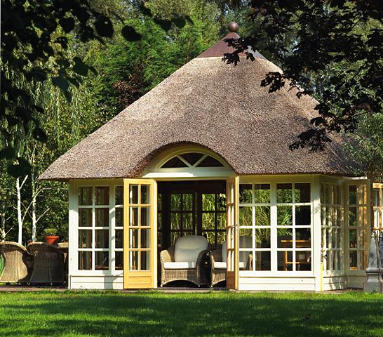 Referenzen - Kötter Pavillon :: Die Gartenpavillon-Spezialisten